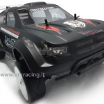 Auto Rattlenroad con alettone 1/8 elettrico brushless 2.4GHZ 4WD
