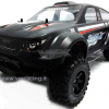 Suv Elettrico a spazzola Rattlesnake 1/10 Off-Road 2.4GHZ 4WD RTR