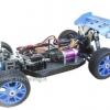 Auto Buggy Elettrico 2E Brushless 1/8 4WD Batteria 11.1V radio 2.4GHZ