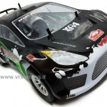 Auto Flash-Rally XR4 EBL brushless on-road radio 2.4 GHZ lipo 7,4V 1/10 RTR